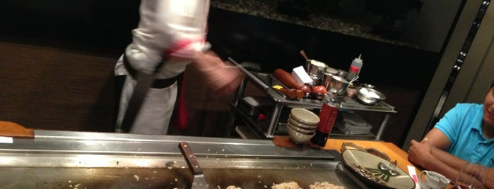 Benihana is one of The 15 Best Places for a Sake in Midtown East, New York.
