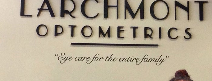 Larchmont Optometrics is one of SoCal Shops, Art, Attractions.