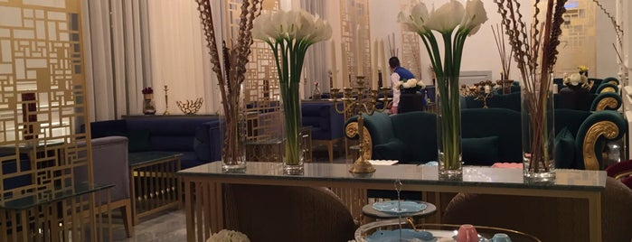 Le D'or cafe & lounge is one of All-time Favorites in Riyadh.