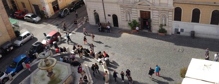 Piazza della Madonna dei Monti is one of Roma - Da fare.
