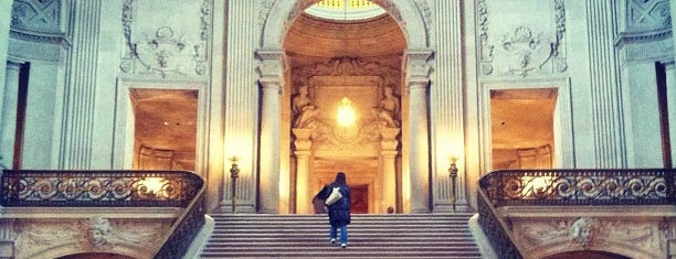 San Francisco City Hall is one of Gary's List.