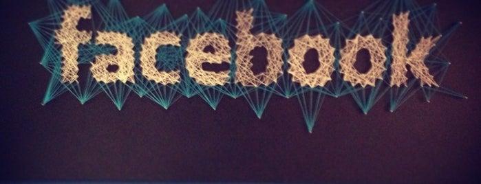 Facebook UK is one of London4Geeks.