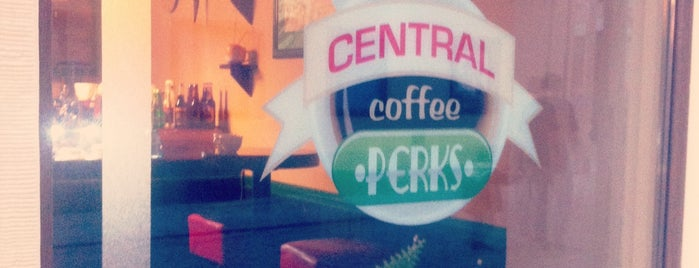 Central Coffee Perks is one of Toruń (Thorn) / Polska.