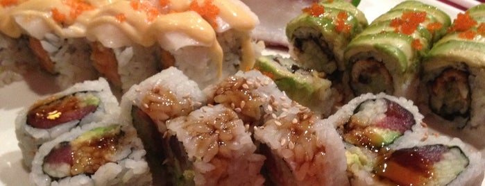 Crazy Sushi is one of The 15 Best Places for Sushi in Jacksonville.