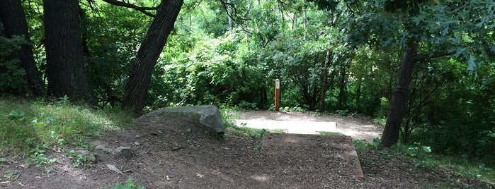 The Valley Disc Golf Course is one of Doctor's Disc Destinations.