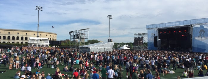 Boston Calling Music Festival is one of The 13 Best Music Venues in Boston.