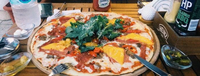 Pizza La Matta is one of Adana.