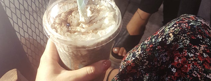 Caribou Coffee is one of antalya~ alanya~ side~belek.