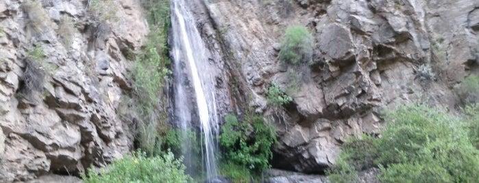 Cascada de las Animas is one of Campings.