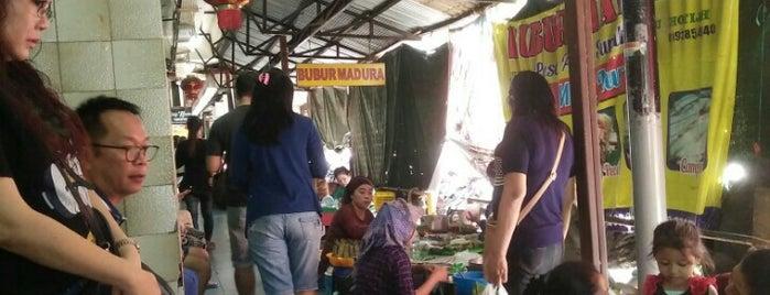 Bubur Madura is one of Kuliner Wajib @Surabaya.