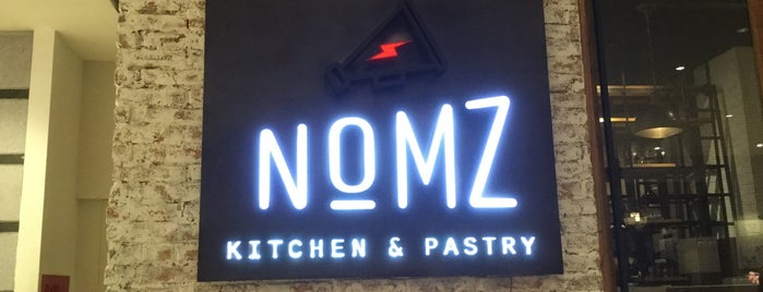 Nomz Kitchen & Pastry is one of Jakarta.