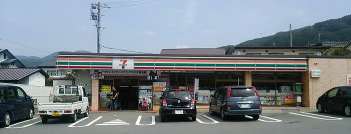 7-Eleven is one of 201405_中山道.
