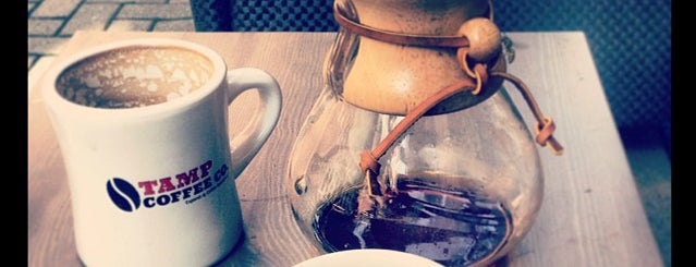 Tamp Coffee Co is one of Oakville/Burlington to-do, eat and visit.