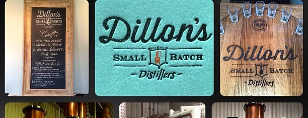Dillons Distillers is one of Toronto.