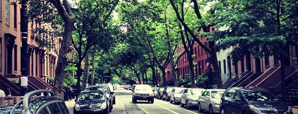 Cobble Hill is one of Neighborhoods.