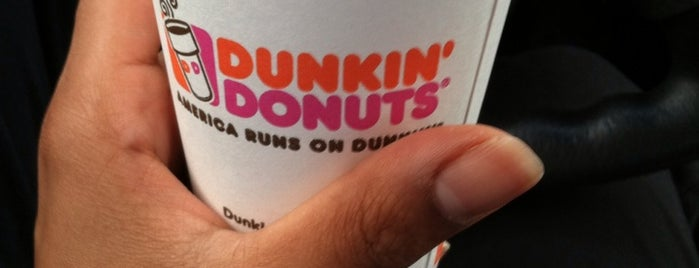 Dunkin' Donuts is one of Td.