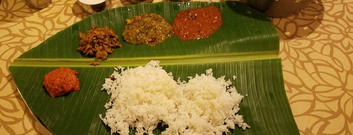 Must Visit Restaurants in Chennai, India