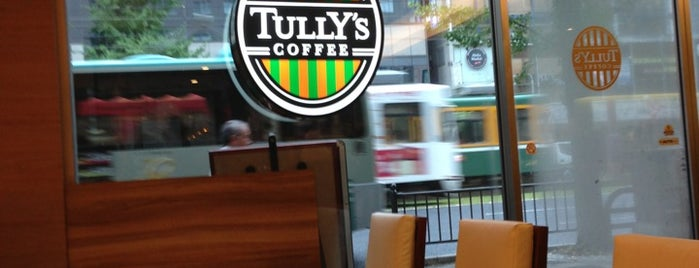 Tully's Coffee is one of 201309_鹿児島.