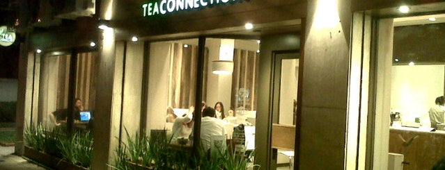 Tea Connection is one of Wifi en Buenos Aires.