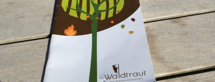 Waldtraut is one of Barometer Frankfurt 2014 - Teil 1.