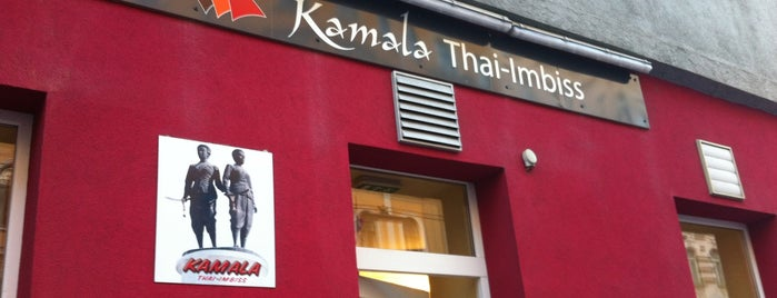 Kamala Thai Imbiss is one of Vienna.