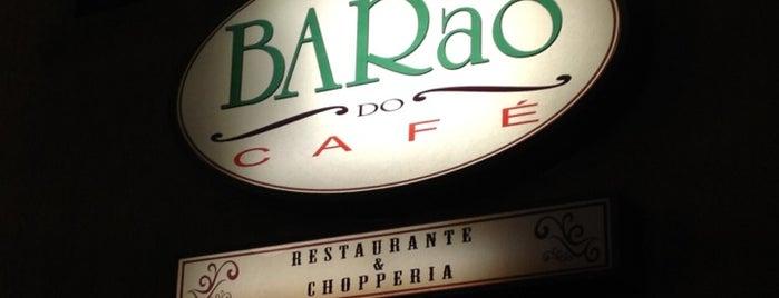 Barão do Café is one of Favorite affordable date spots.
