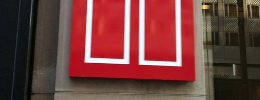 Elizabeth Arden Red Door Spa is one of New York.