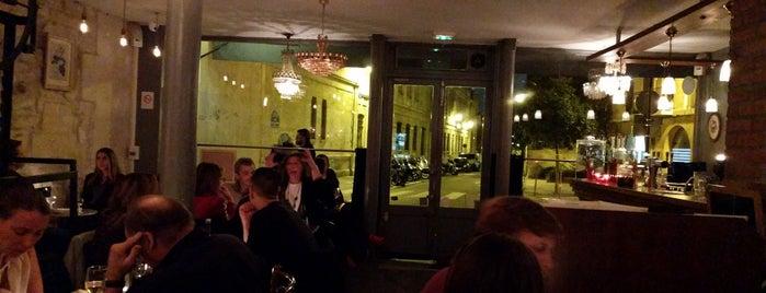 Chez Mademoiselle is one of Paris.