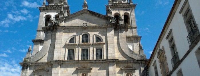 Mosteiro de S. Martinho de Tibães is one of braga.