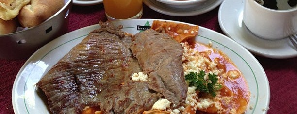 Restaurante Terranova is one of CDMX e Oaxaca.