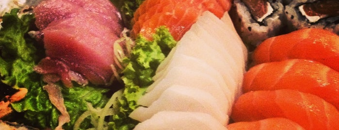 Yukusue is one of Sushi Work Place.