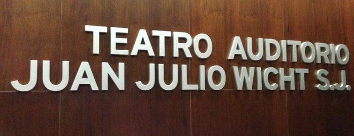 Teatro de la Universidad del Pacífico is one of ii.