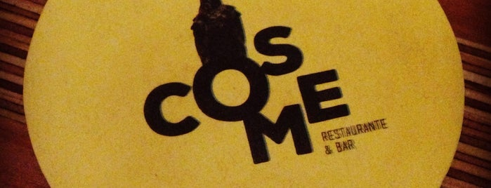 Cosme is one of Peru!.