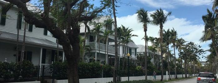 Truman Annex is one of Key West.