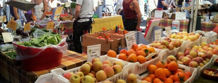 Ferry Plaza Farmers Market is one of Best Of Winners 2012.