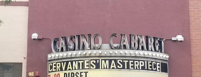 Cervantes' Masterpiece Ballroom & Cervantes' Other Side is one of Colorado.