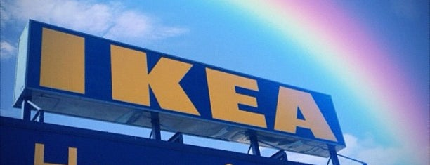 IKEA is one of Going There, Buying It.