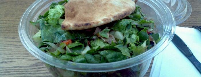 Simply Salad is one of Favorite Food.
