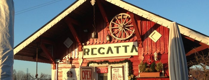 Cafe Regatta is one of Coffee in Helsinki.