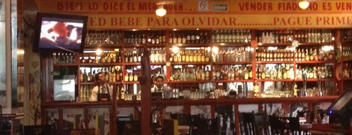La Cantina de los Remedios is one of Lugares Imposible Pasarla Mal (aunque insistas).