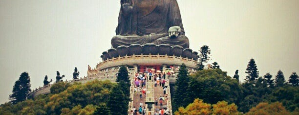 Tian Tan Buddha (Giant Buddha) is one of My Hong Kong to-do list.