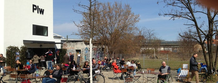 Pauls Liegewiese is one of Berlin Favorites.
