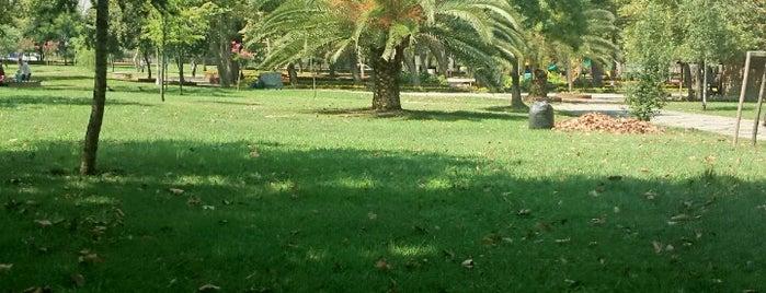 Sultaniye Parki is one of İstanbul'daki Park, Bahçe ve Korular.