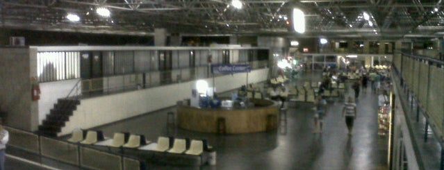 Terminal Rodoviário Argemiro de Figueiredo is one of Campina Grande.