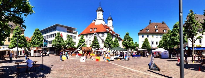 Marktplatz Tuttlingen is one of Tuttlinger Stadtrundgang.