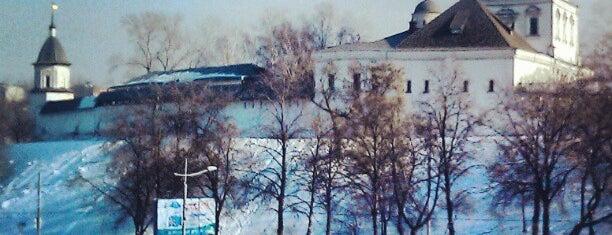 Центральный музей древнерусской культуры и искусства им. Андрея Рублёва is one of Москва и загородные поездки.