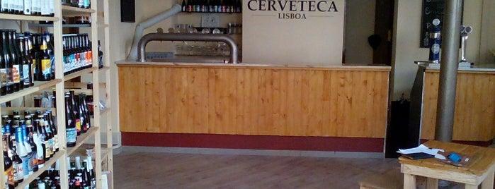 Cerveteca Lisboa is one of 2014 Lisboa.