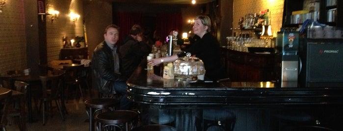 Het Onverwacht Geluk is one of Ghent Bars.