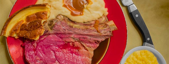 House of Prime Rib is one of The 18 Must-Have Classic San Francisco Dishes.