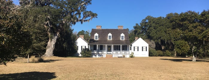 Charles Pinckney National Historic Site is one of Charleston, SC.